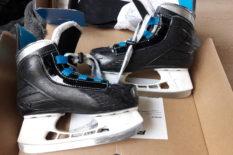 Patins de hockey Bauer Prodigy Yth 10-11
