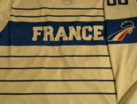 Maillot France replica Huet