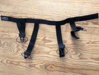 Attache bas ceinture Bauer Junior/Enfant 51/58cms