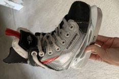 Patins hockey sur glace Easton enfant – pointure 27