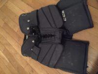 Ccm premier pantalon gardien junior large